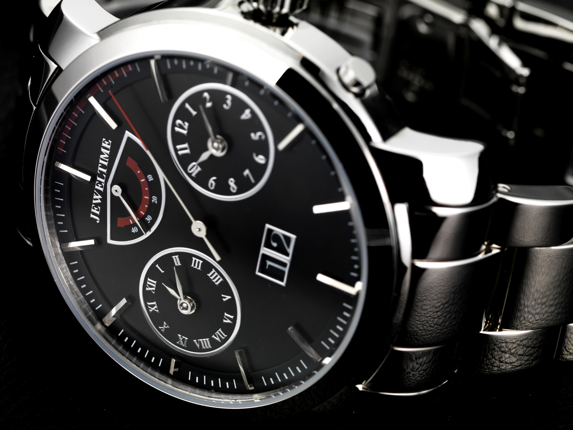Uhren Aufnahme von 2008