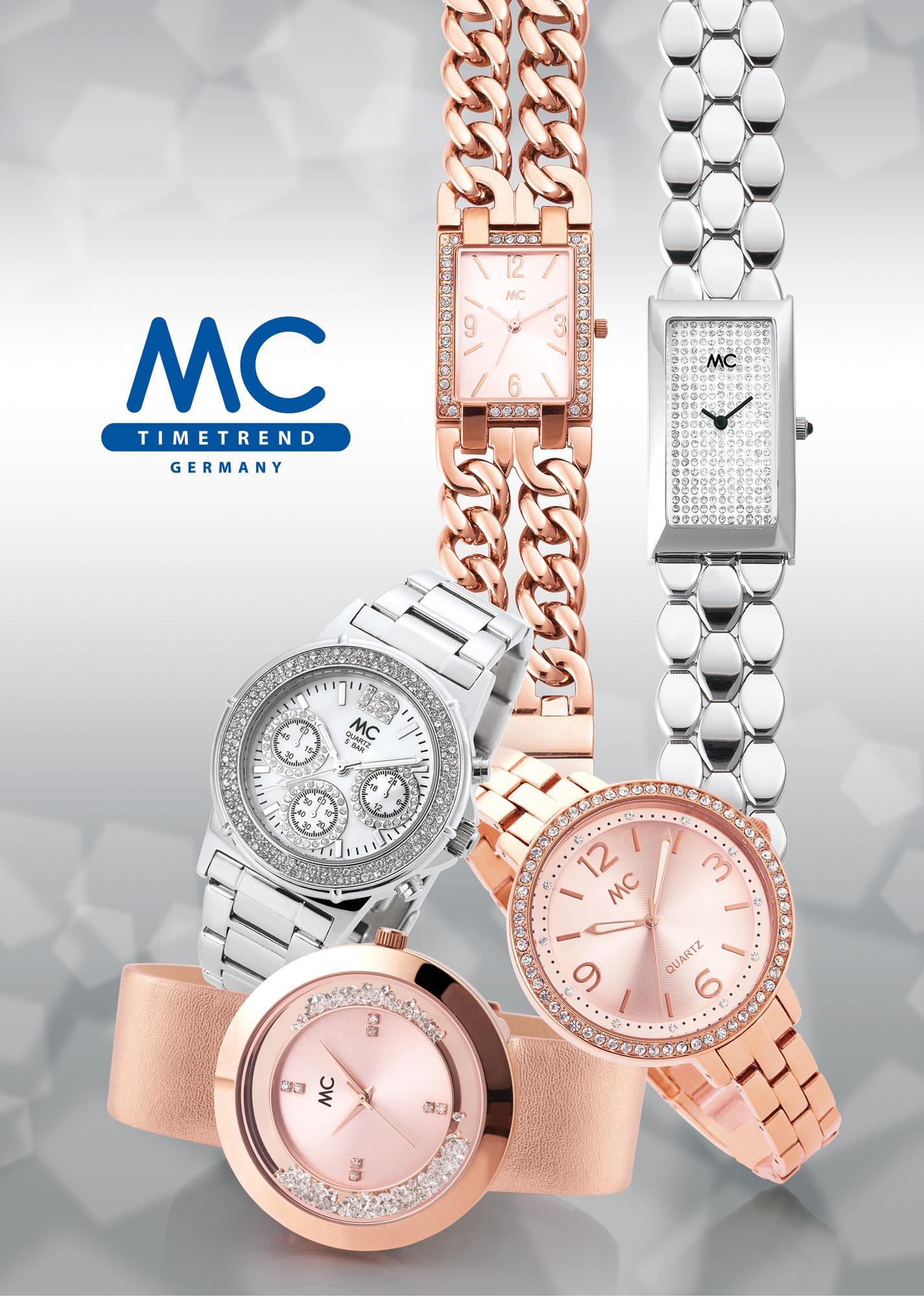 Uhrenaufnahme MC